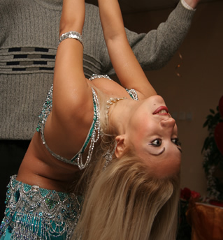Arabic Dance School and Belly Dance Services for Banquet